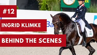 #12 | Ingrid Klimke Behind the Scenes | CHIO Aachen | 2018