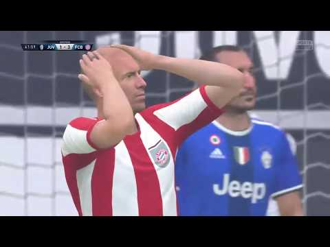 9th World Championship  LDL - Bayern X Juventus - FIFA 17