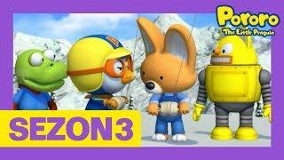[Pororo türkçe S3] 3 SEZON BÖLÜM 25 | Çocuk animasyonu | Pororo turkish