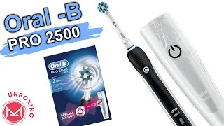 Oral B PRO 2500 3D ELECTRIC TOOTHBRUSH
