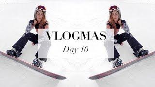 vlogmas day 10   boarding in the swiss alps gluten free breakfast   lydia elise millen