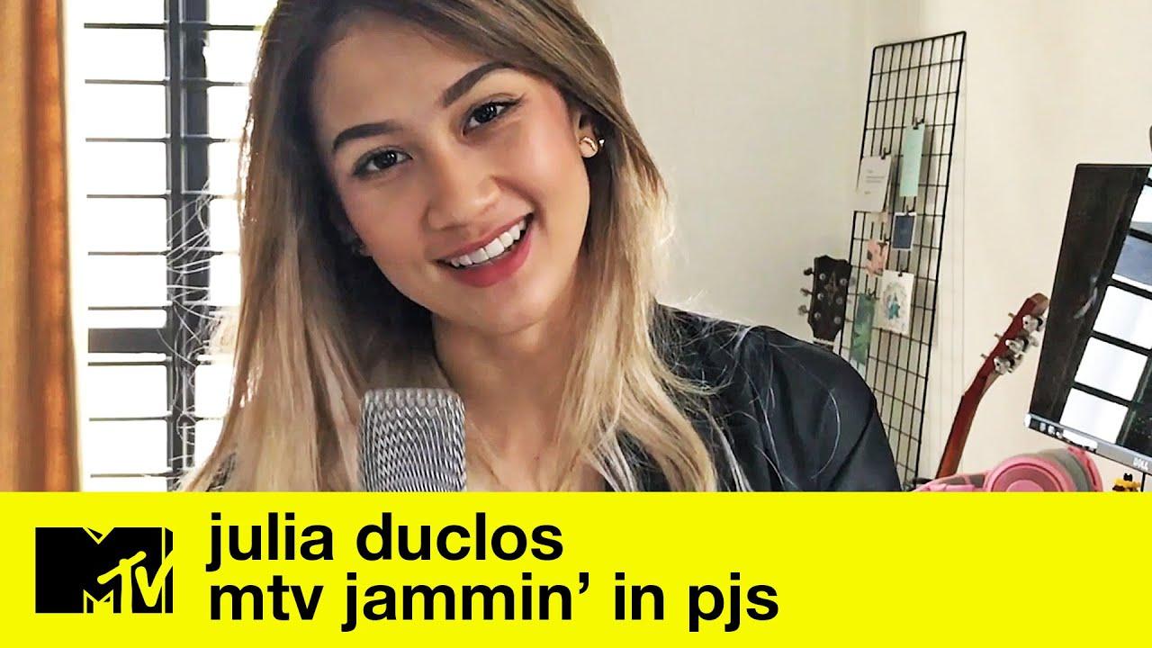 "Julia Duclos (Live) - ""Further"" + ""Illusion"" | MTV Jammin' in PJs"