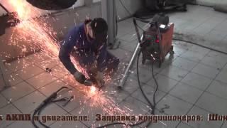 видео Ремонт Мерседес 140, диагностика и обслуживание