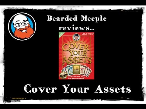 Cover Your Assets : Game Review