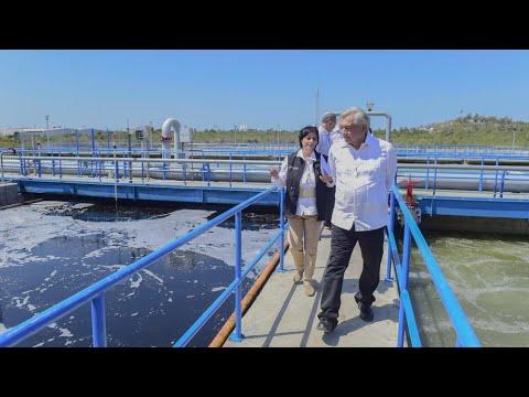Ampliación y construcción de plantas de tratamiento Urías I y Urías II, desde Mazatlán, Sinaloa.