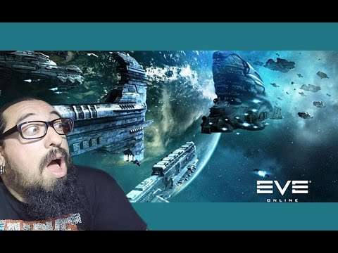 This is Eve Online – Gameplay Trailer REACTION