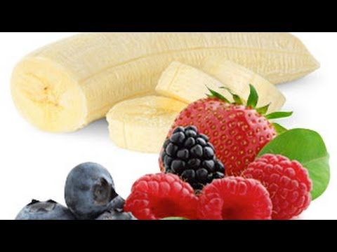 Healthy Smoothie Recipes - Mixed Berry And Banana Smoothie