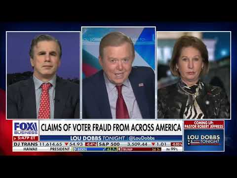 Sidney Powell and Tom Fitton: Trump Should Fight!