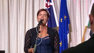 Acoustic Version of 'Winter' by Lani - Concert at the Hungarian Embassy
