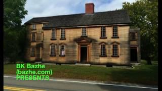 Colonel James Barrett Farm House Concord MA by BK Bazhe