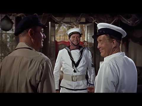 John Wayne - Donovan's Reef 1963 The Bar Fight