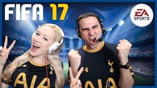 FIFA ΜΕ ΤΗΝ ΚΑΤΙΑ! + Διαγωνισμός (Fifa 17)