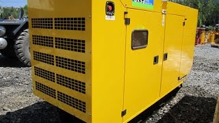 видео Дизельный генератор и бензиновые генераторы при энергообеспечении