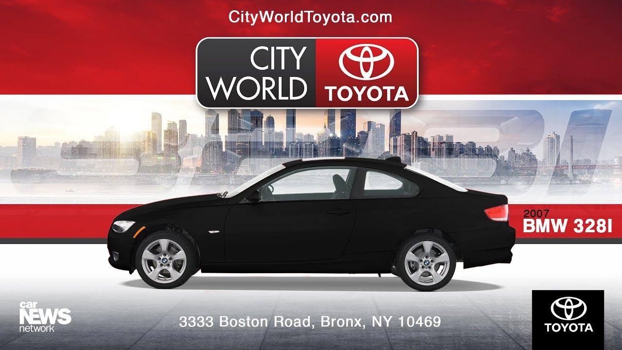 We Service All Makes Models At City World Toyota Bronx New York