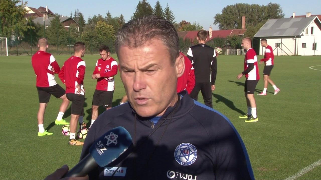 e6d76fd1c4704 SLOVENSKO U21: Hapalovi sa v Poprade hlásilo iba 15 hráčov | Slovenský  futbalový zväz