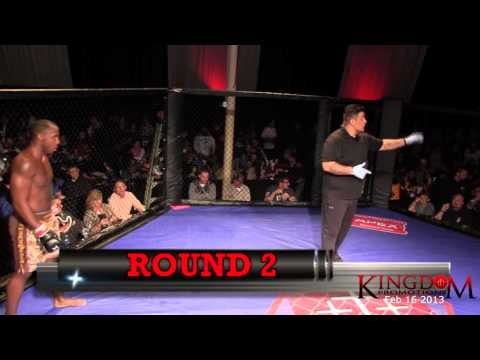 Tyler Osborn vs Marcus Everett KP5 Feb 16 2013