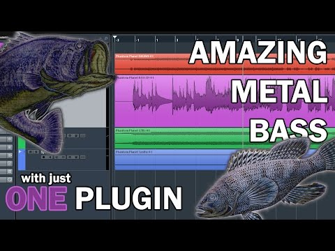 How To: Metal Bass Tones (with just ONE plugin)