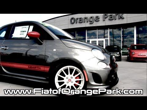 Fiat 500 Abarth - Test Drive from Fiat of Orange Park - Jacksonville, FL