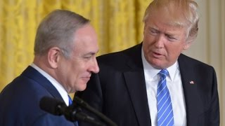Trump asks Netanyahu to ban Democrat congresswomen, Rashida Tlaib and Ilhan Omar, from Israel. He obeys immediately.