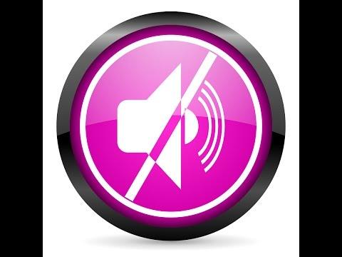 Windows XP No Sound - Fix Your Audio Problem In Windows XP