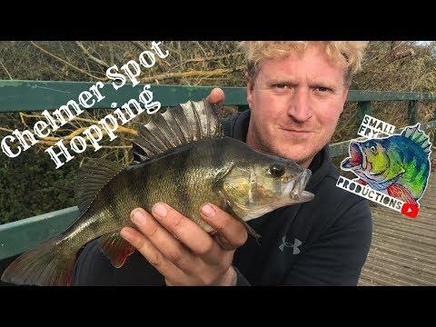 Fishing The Chelmer, Spot Hopping