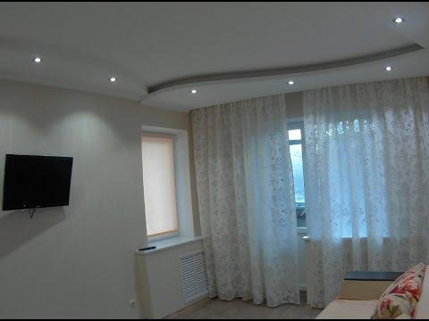 Как сделать нишу под штору на потолке из гипсокартона без углового шуруповёрта или спец биты?