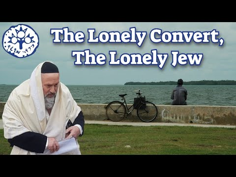 The Lonely Convert, The Lonely Jew- Interview with Rabbi David Bar-Hayim