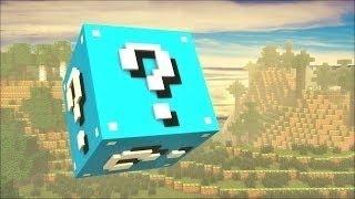 Como instalar o MOD Lucky Block no Minecraft 1.7.10/1.8/1.9/1.10