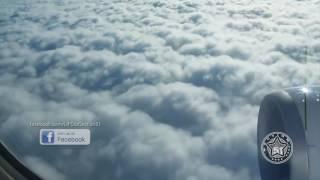 👽Phát Hiện UFO Đang Bay Trên Mây