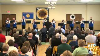 Tri-Valley Brass Ensemble @ The 2014 Buffalo BHOF Regional - BFDTV