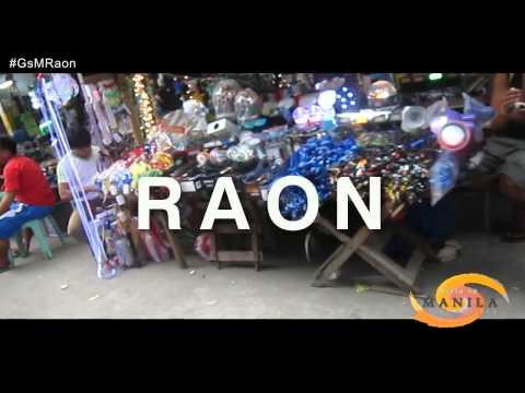 Gala sa Manila - Raon