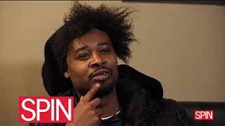 Danny Brown Gets Grilled By Hannibal Buress: PART 2