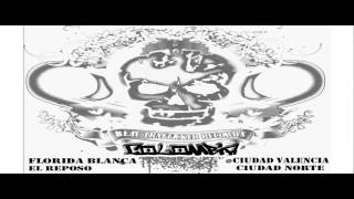 CALLES  -  EL SENSEI FEAT : C4 - CEREBRO ENFERMIZO (PATADASAL KRANEO)