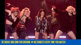 Michelle Andrade - Хватит свистеть - M1 Music Awards. III Элемент