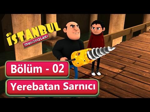 İstanbul Muhafızları 2. Bölüm - Yerebatan Sarnıcı -TRT ÇOCUK-