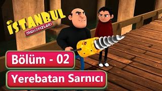 İstanbul Muhafızları 2. Bölüm – Yerebatan Sarnıcı