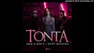 Rkm & Ken-Y  ❌ Natti Natasha   Tonta (Audio Official )