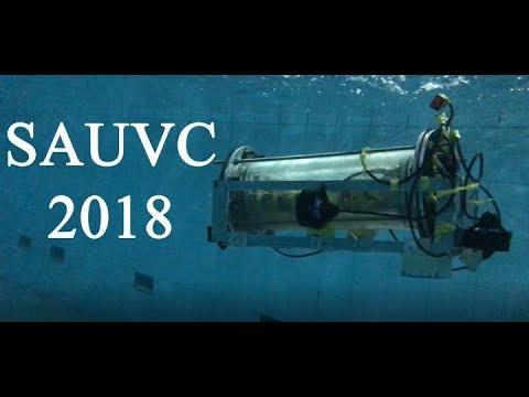 SAUVC 2018 Video | AUV ZHCET Club | AMU