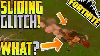 LAYING DOWN GLITCH?!?! (Fortnite Battle Royale)