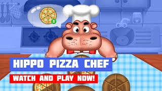 Hippo Pizza Chef · Game · Gameplay