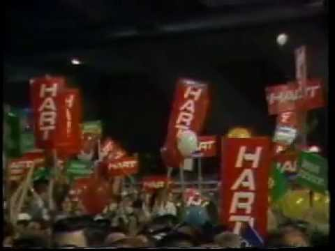 CBS 6 Video Vault: 1984 - July 20 - Walter Mondale and Democratic National Convention