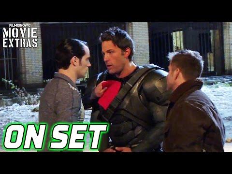 Behind the Scenes of Batman v Superman: Dawn of Justice (2016)