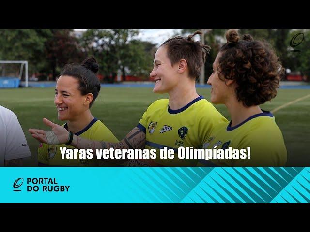 Yaras veteranas de Olimpíadas!