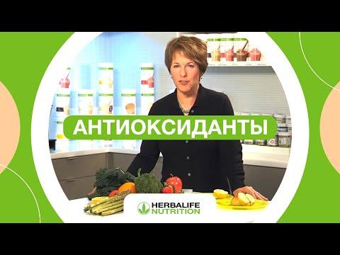 Антиоксиданты. Природные антиоксиданты в продуктах питания