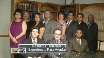 Abogados Latinos Nizinski en Ontario CA 91762; Fontana CA 92335