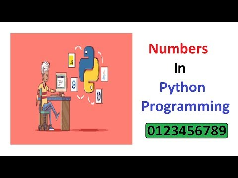 Python Programming Tutorial - 2 - Numbers by Saif Alam Khan With Non Stop Learning thumbnail