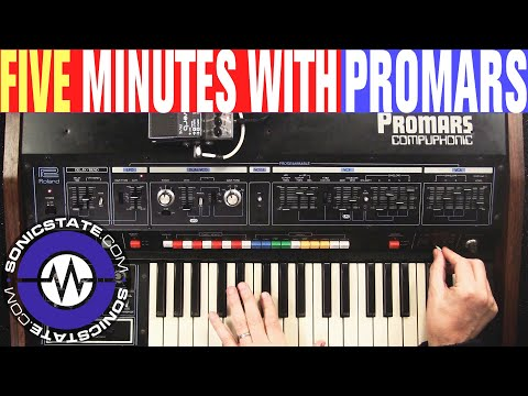 Roland Promars  - FIVE MINUTES WITH