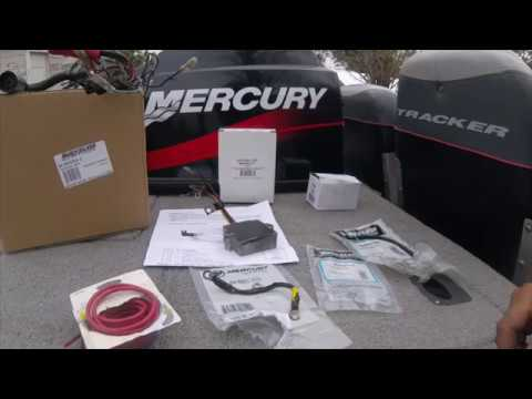 Mercury Voltage Regulator - YouTube