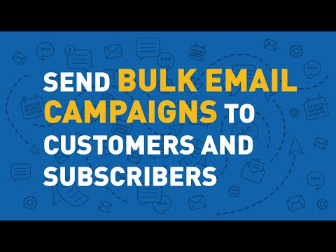 Bulk Email Sender [Send Bulk Emails from PC] 2019 – Mass Email