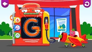 Alphabet for toddlers - Learning English for kids educational games for kids - Part 1